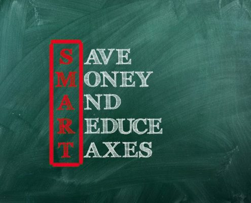 Mr. Smart Tax CPA Acronym